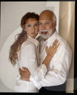 STUDIO -  René Angélil und Celine Dion (Studiobilder)