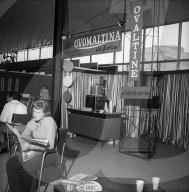 Rom 1960: Ovomaltine-Stand