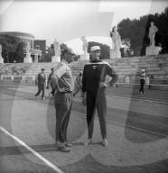 Rom 1960: Schweizer Sportler mit Ovomaltine