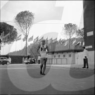 Rom 1960: 20km Gehen; Sieger Wladimir Golubnitschi