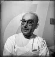 Prof. Dr. med. Hans Goldmann, 1946