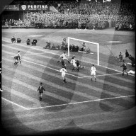 WM-Ausscheidung 1957: Schweiz - Spanien