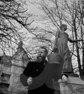 Max Daetwyler spricht in Zürich 1946