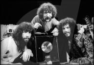 Die Minstrels im Studio Bellerive, 1970