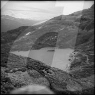 Totesee oberhalb der Grimsel Passhöhe 1950