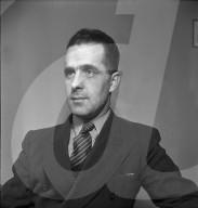 Otto Miescher, um 1950