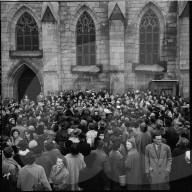 3 Schweigeminuten für das Volk in Ungarn, Zürich 1956