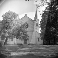 Stiftskirche St. Germain in Moutier 1959