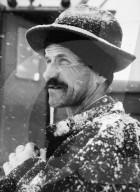 Christian Bohner, Angestellter der RhB um 1960
