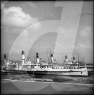 Dampfschiffe, Luzern 1953