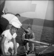 Rom 1960: Oleg Golowanow mit Ovomaltine