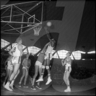 Olympische Spiele Rom 1960: Olympiasieger USA gegen Jugoslawien