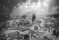 Rolling Stones, Hallenstadion Zürich 1967: Zuschauer, Krawalle