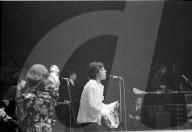 Rolling Stones, Hallenstadion Zürich 1967: Mick Jagger