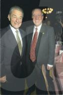 Jean-Pascal Delamuraz und Christoph Blocher, 1996