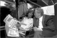 Silvia und Christoph Blocher 1992