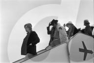 Ankunft der Rolling Stones in Kloten 1967