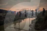 REPORTAGE - Preisgekrönte Dokumentation über die Rohingyas-Flüchtlinge von Olmo Calvo