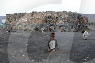 REPORTAGE - Alltag im Flüchtlingslager Darwan im Jemen
