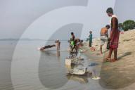REPORTAGE - Indien: Alltag am Brahmaputra Fluss