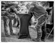 REPORTAGE - Rockabilly und Rennfestival Race61 in Finowfurt