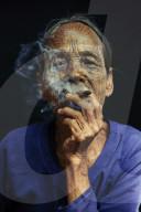 REPORTAGE - Burma: Menschen des Chin-Stammes