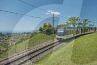 REPORTAGE - Montreux: Bahnen