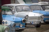 REPORTAGE - DDR-Kultauto Trabant