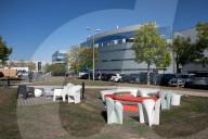 REPORTAGE - Frankreich: Nokia Sitz in Nozay