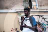 REPORTAGE - Flüchtlinge in Marseille