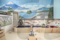 REPORTAGE - Öffentliches Badehaus in Tokio