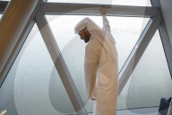 REPORTAGE - Katar: Vorbereitungen zur Fussball WM 2022