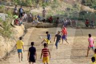 REPORTAGE - Alltag der Rohingya in Bangladesh