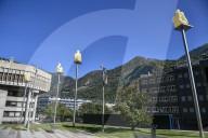 REPORTAGE - Stadtansichten von Andorra la Vella