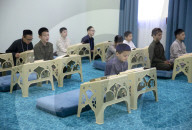 REPORTAGE - Alltag in Islam-Schule in Tschetschenien