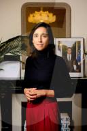 PORTRAIT - Brune Poirson, Staatssekretärin im Umweltministerium Frankreichs