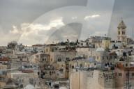 REPORTAGE - Alltag in Jerusalem