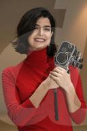 PORTRAIT - Aybike Turan bei einem exklusiven Photoshooting in Berlin