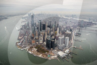 REPORTAGE - New York: Manhattan aus der Luft