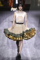 MODE - Paris Herbst/Winter 2020/21: Louis Vuitton