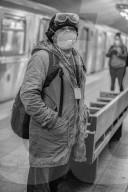 REPORTAGE - Coronavirus-Portraits: New Yorker im Alltag
