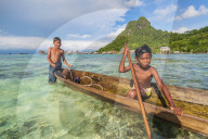 REPORTAGE - Bajau, Seenomaden im Malaiischen Archipel