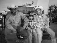 REPORTAGE - Afroamerikanische Cowboys und Rodeo in den USA
