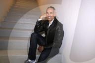 PORTRAIT -  Paul Belmondo in Paris
