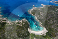 REPORTAGE - Korsika aus der Vogelschau