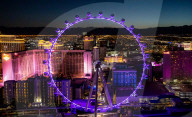REPORTAGE - Las Vegas aus der Luft