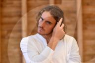 PORTRAIT - Tennisspieler Stefanos Tsitsipas