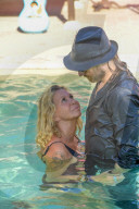 PORTRAIT - Fotosession mit Fiona Gélin und Richard Bauduin in der Villa von Marcel Pagnol in Saint-Tropez