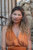 EXKLUSIV - Laetitia Casta weiht die neuen Gärten von Lumio auf Korsika ein