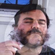 PEOPLE - Jack Black rasiert sich kahl